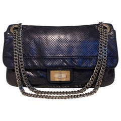 Chanel Perforated Drill Flap Classic