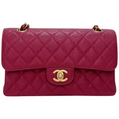 Chanel Pink 2.55 Double Flap