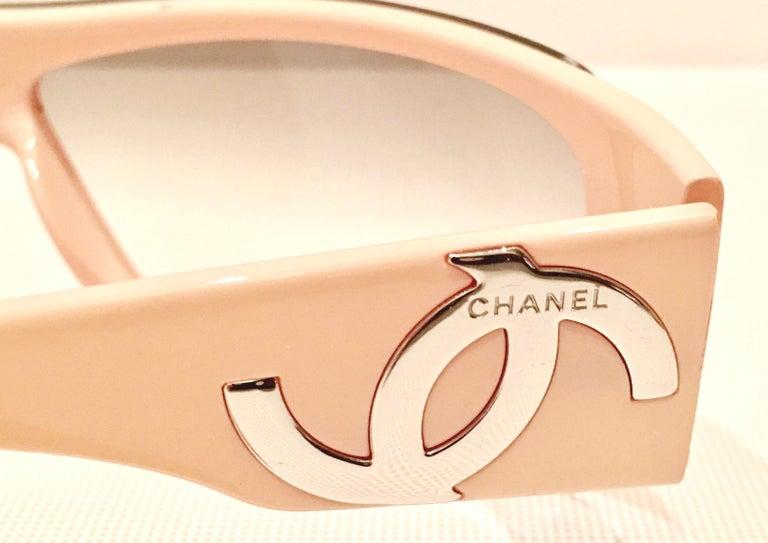 Chanel Pink & Chrome