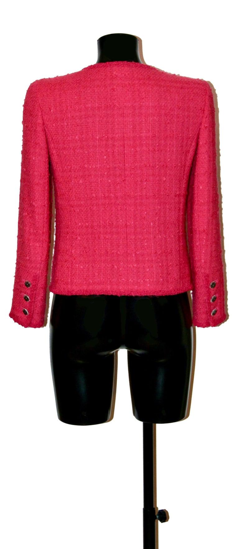 Great classic wool tweed jacket