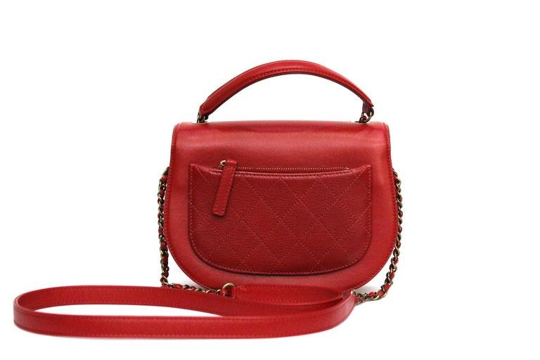 5f7d58d91250ee Red Chanel Pre Autumn / Winter 2018 Bag Collection For Sale