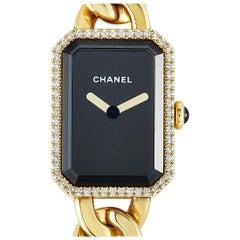 Chanel Première Chaîne Watch H3258