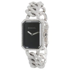 Chanel Premiere H3260, Black Dial, Certified and Warranty