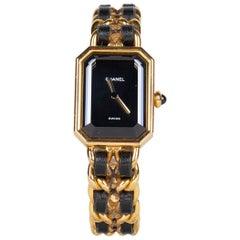 Chanel Premiere L Watch