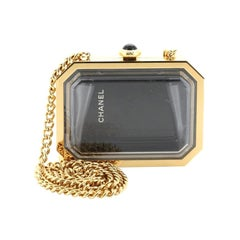 Chanel Premiere Watch Minaudiere Plexiglass