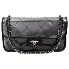 Chanel PVC Naked Flap Bag
