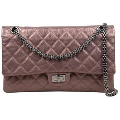 Chanel Reissue 226 Metallic Double Flap Bag