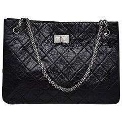 Chanel Reissue 2.55 Computer Laptop Work Business Classic Tote Bag