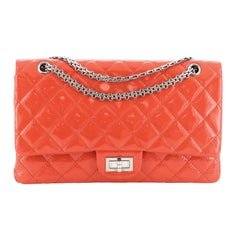 Chanel Reissue 2.55 Flap Bag Quilted Glazed Calfskin 227,