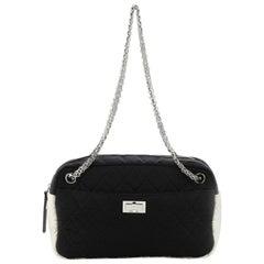Chanel Reissue Camera Bag Quilted Grosgrain Medium