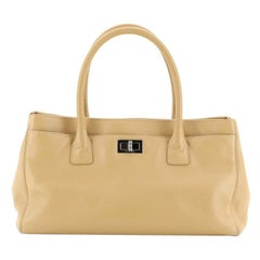 Chanel Reissue Cerf Executive Tote Leather East West