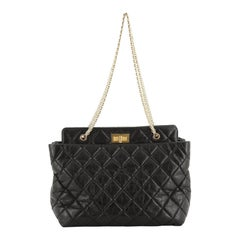Chanel Reissue Tote Quilted Aged Calfskin Medium,