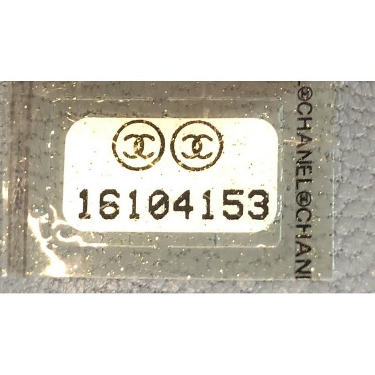 645e8638a2df1f Chanel Reverso Boy Flap Bag Glazed Calfskin Large For Sale at 1stdibs