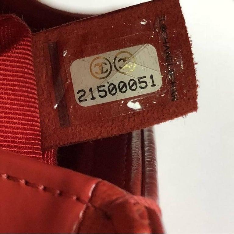 ec0b901650b33a Chanel Reverso Boy Flap Bag Glazed Calfskin Small For Sale 2