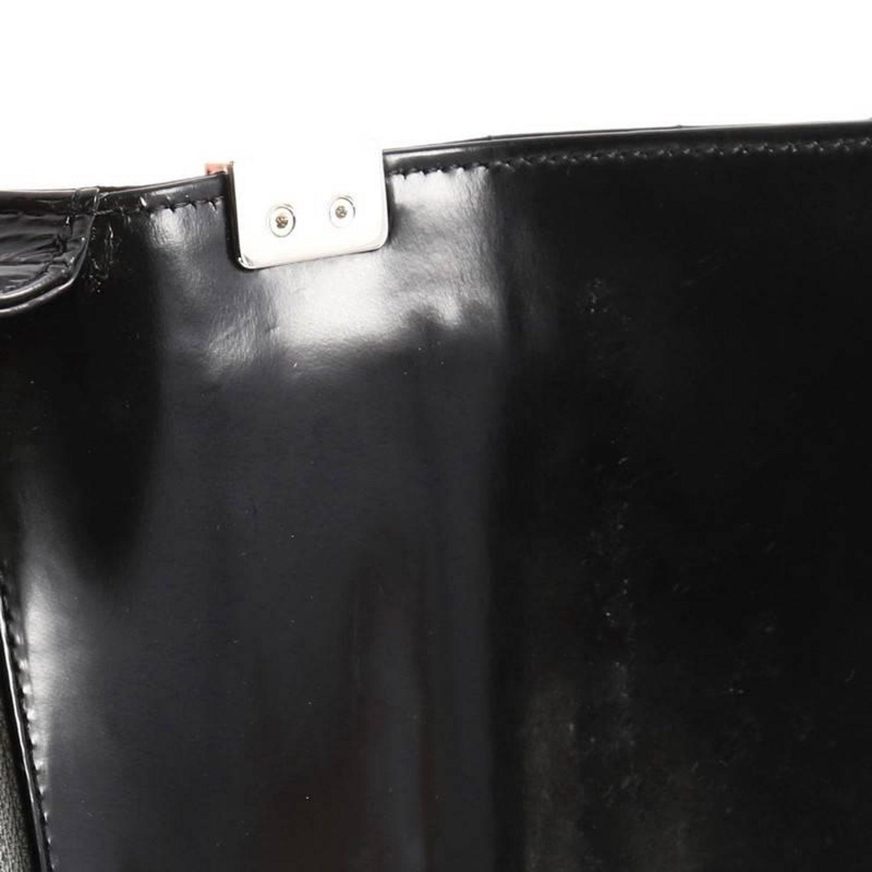 3ee14be01651f4 Chanel Glazed Iridescent Calfskin Old Medium Reverso Boy Flap Bag at 1stdibs