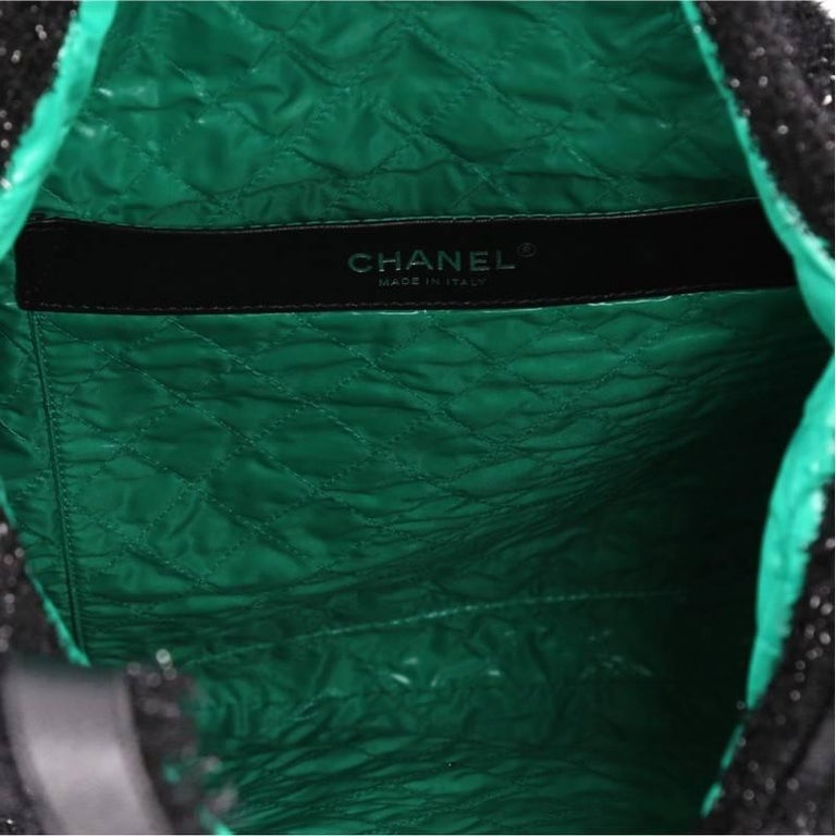 865d3d89da14 Chanel Robot Shopping Tote Embellished Tweed Large at 1stdibs