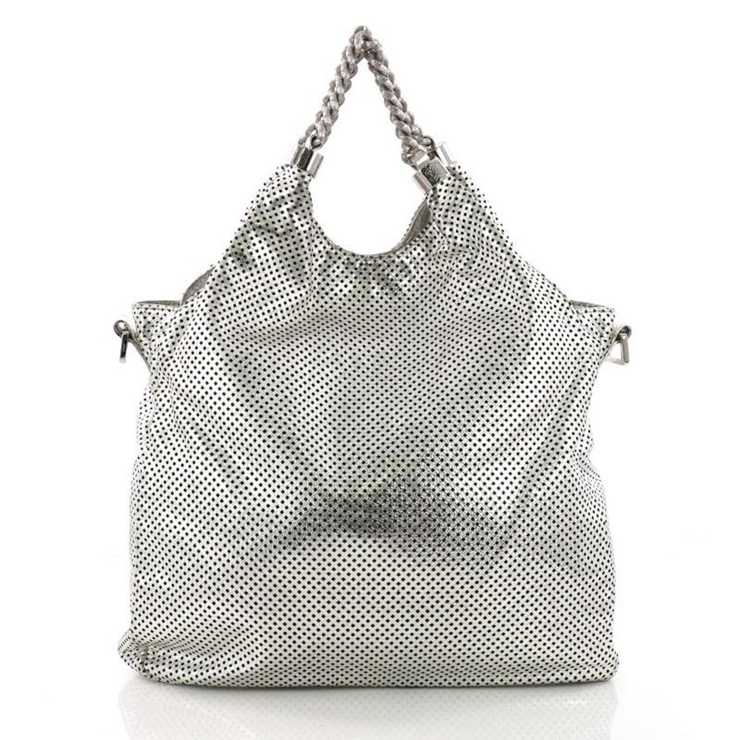 849d762c9694 Chanel Rodeo Drive Hobo Perforated Leather Large at 1stdibs