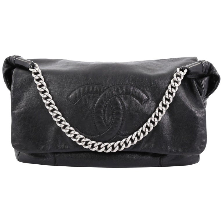 38854dfc2489 Chanel Rodeo Drive Shoulder Bag Lambskin Jumbo For Sale at 1stdibs
