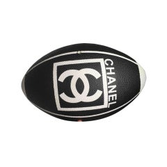 Chanel Rugby Football Ball