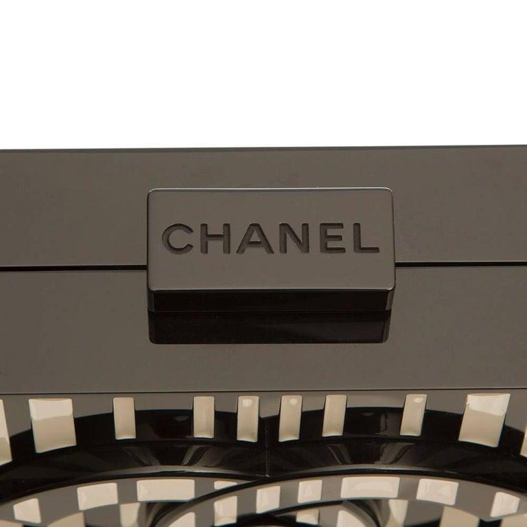 Women's Chanel Runway Op-art Lego Boy Bag For Sale