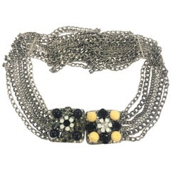 Chanel Ruthenium Chain Belt
