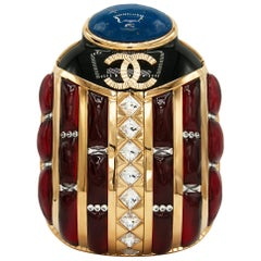 1stdibs Exclusive Chanel Scarab Minaudière Pre-Fall Métiers d'Art 2019