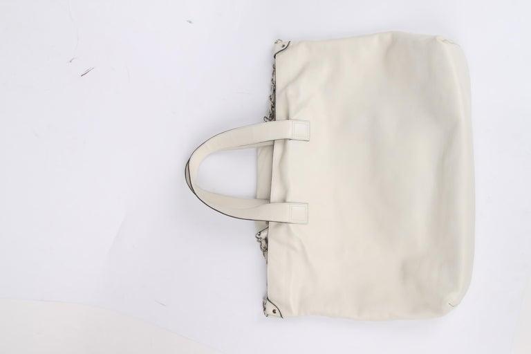 Chanel Shopper Bag - off-white For Sale 4