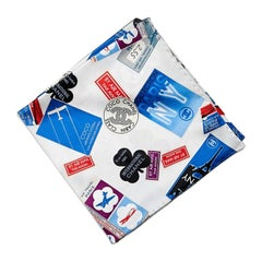 Chanel Silk Bandanna Airlines Collection