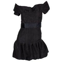Chanel Silk Dress - black 2005