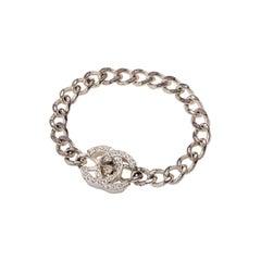 Chanel Silver Bracelet