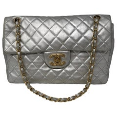 Silver Crossbody Bags and Messenger Bags