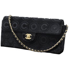 Chanel Single Flap Bag Coco - CalfSkin - Pony-Style