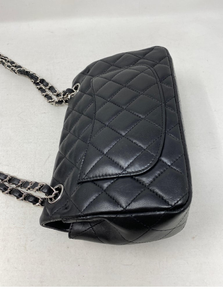 Chanel Small Black Crossbody Bag For Sale 13