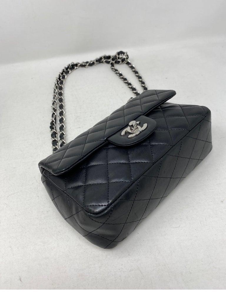 Chanel Small Black Crossbody Bag For Sale 1