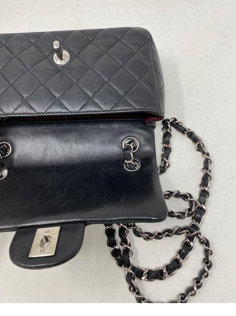 Chanel Small Black Crossbody Bag For Sale 5
