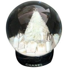 Chanel Snow Globe Dome