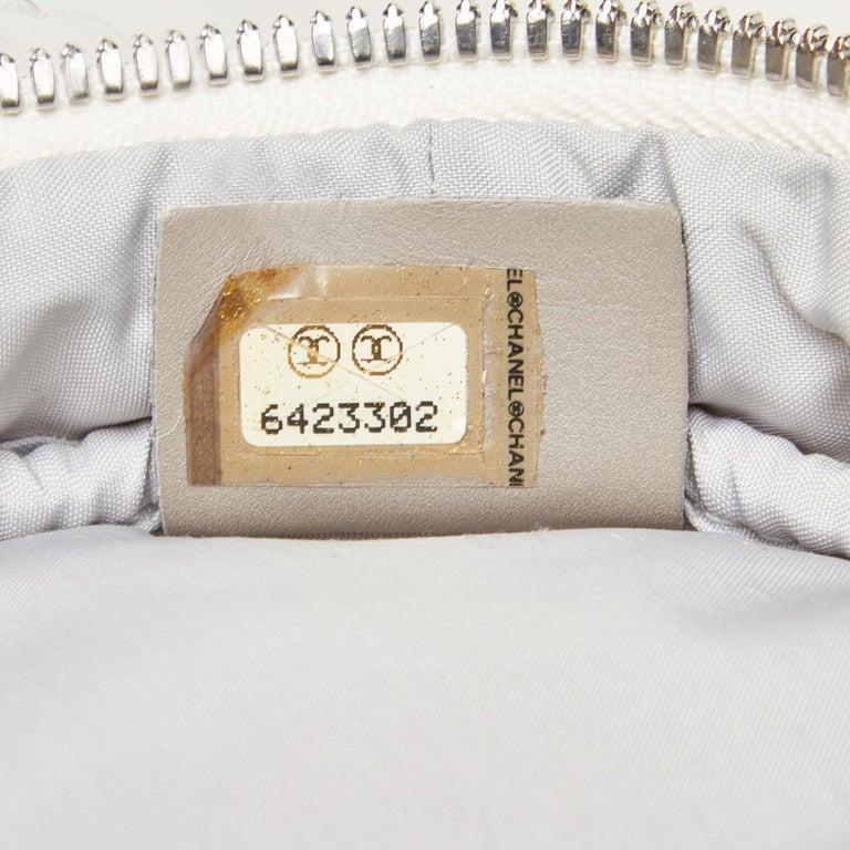 41c426330f31 Chanel Sport Line Quilted Nylon Shoulder Bag For Sale 2