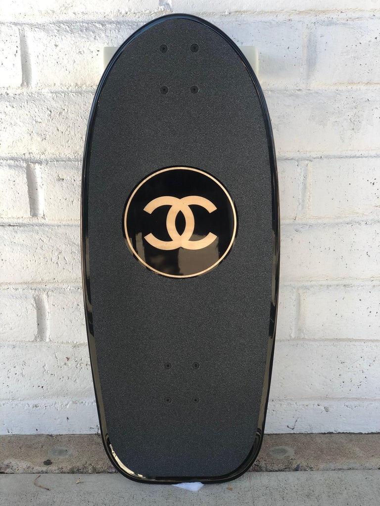 Chanel SS19 Skateboard  For Sale 4