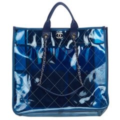 Chanel The Coco Splash Shopping Tote