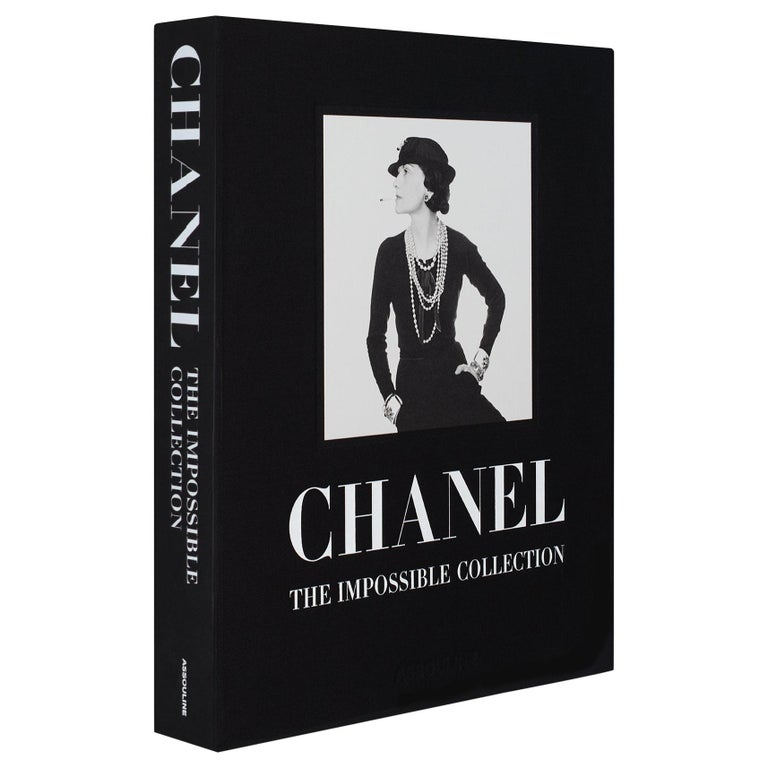 """""""Chanel The Impossible Collection"""" Book For Sale"""