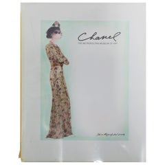 Chanel The Metropolitan Museum of Art Coffee Table or Library Book
