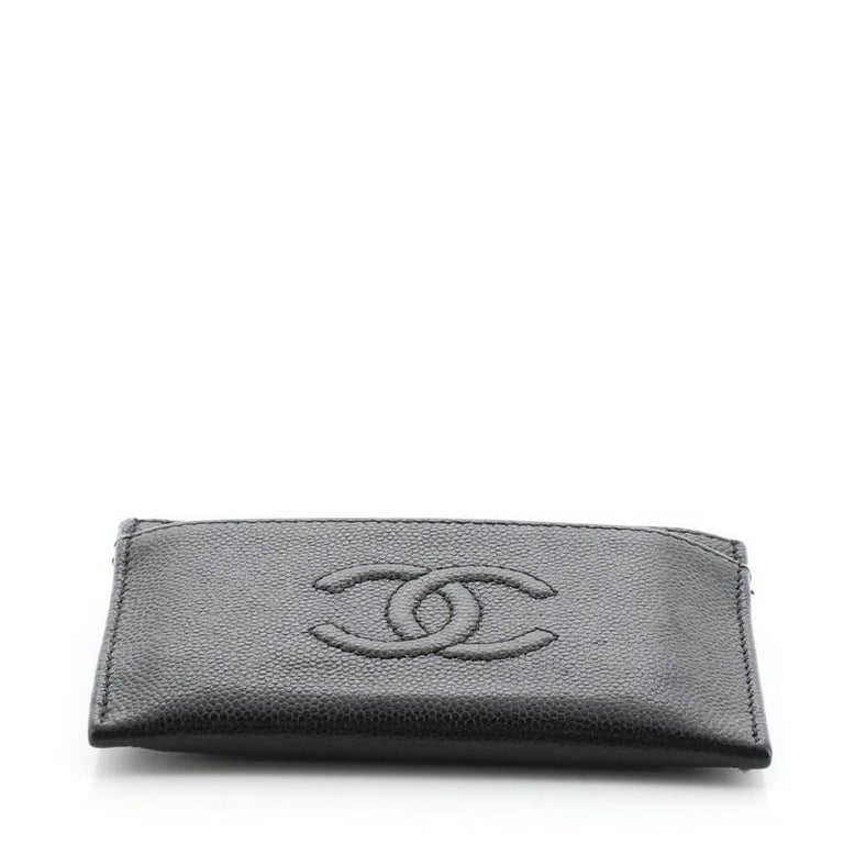 Chanel Timeless Card Holder Caviar For Sale 1