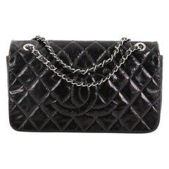Chanel Timeless CC Flap Bag Quilted Glazed Calfskin Medium