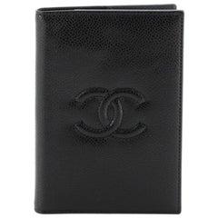 Chanel Timeless Passport Holder Caviar