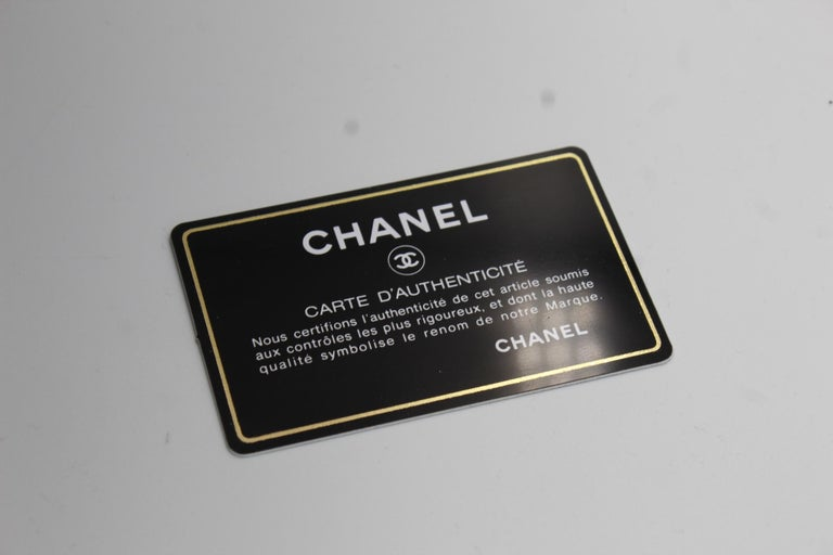 Chanel Timeless Tweed Double Flap 25 cm For Sale 1