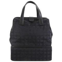 Chanel Travel Line Doctor Bag Nylon Large