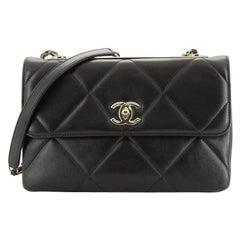 Chanel Trendy CC Flap Bag Quilted Lambskin Medium