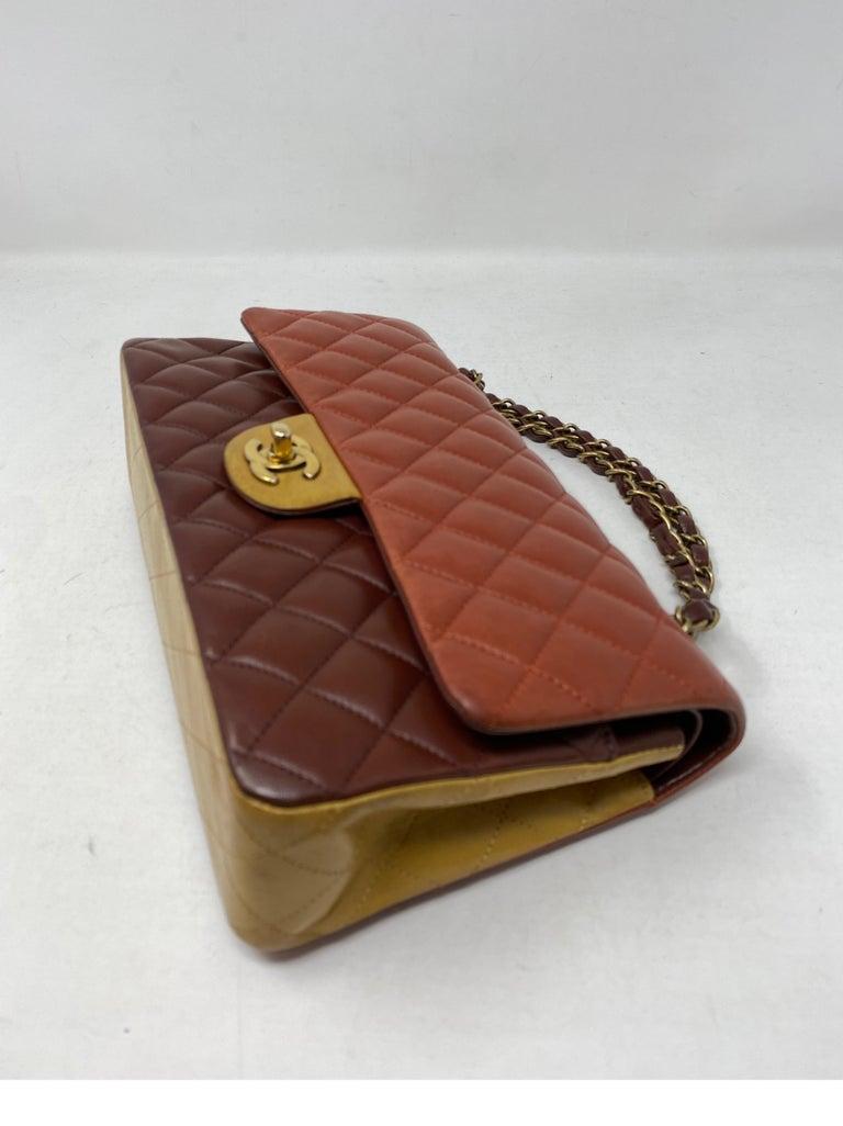 Chanel Tri-color Medium Bag For Sale 6
