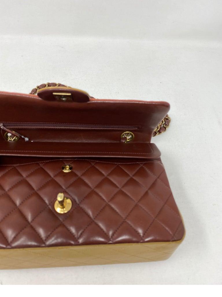 Chanel Tri-color Medium Bag For Sale 9