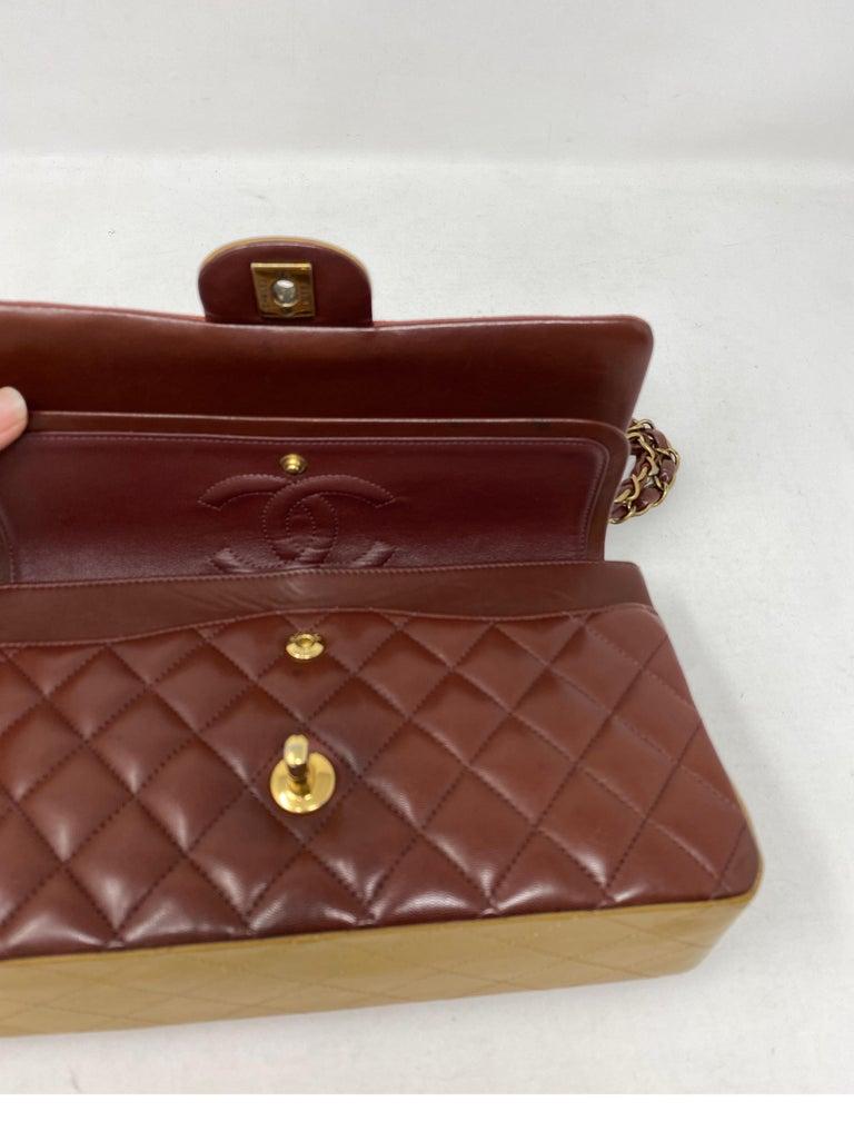 Chanel Tri-color Medium Bag For Sale 10